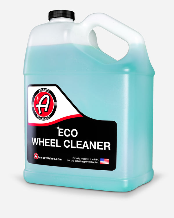 Adam's Eco Wheel Cleaner Gallon with Free 16oz