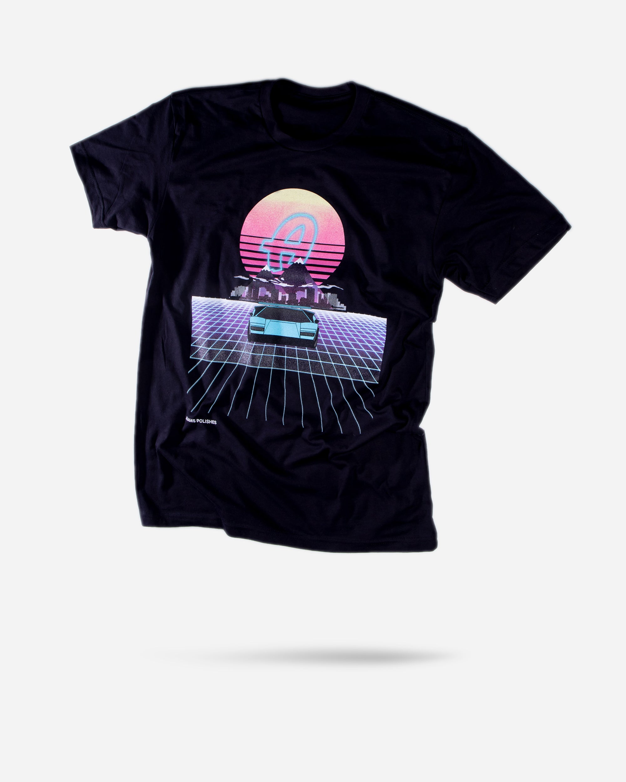 Adam's Electric Sunset Shirt