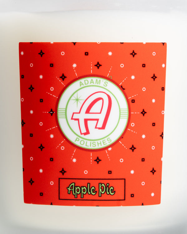 Adam's Apple Pie Frost Candle