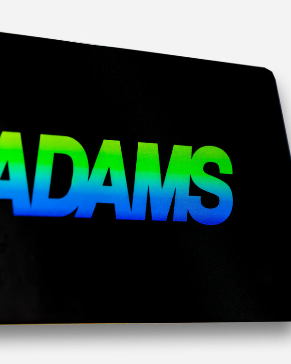 Adam's Color Shift Blue-Green Sticker