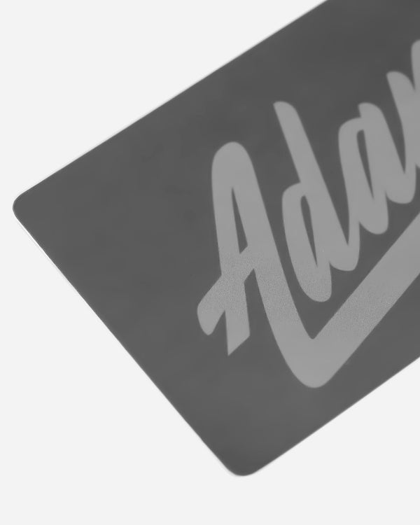 Adam's Gray Sticker #2