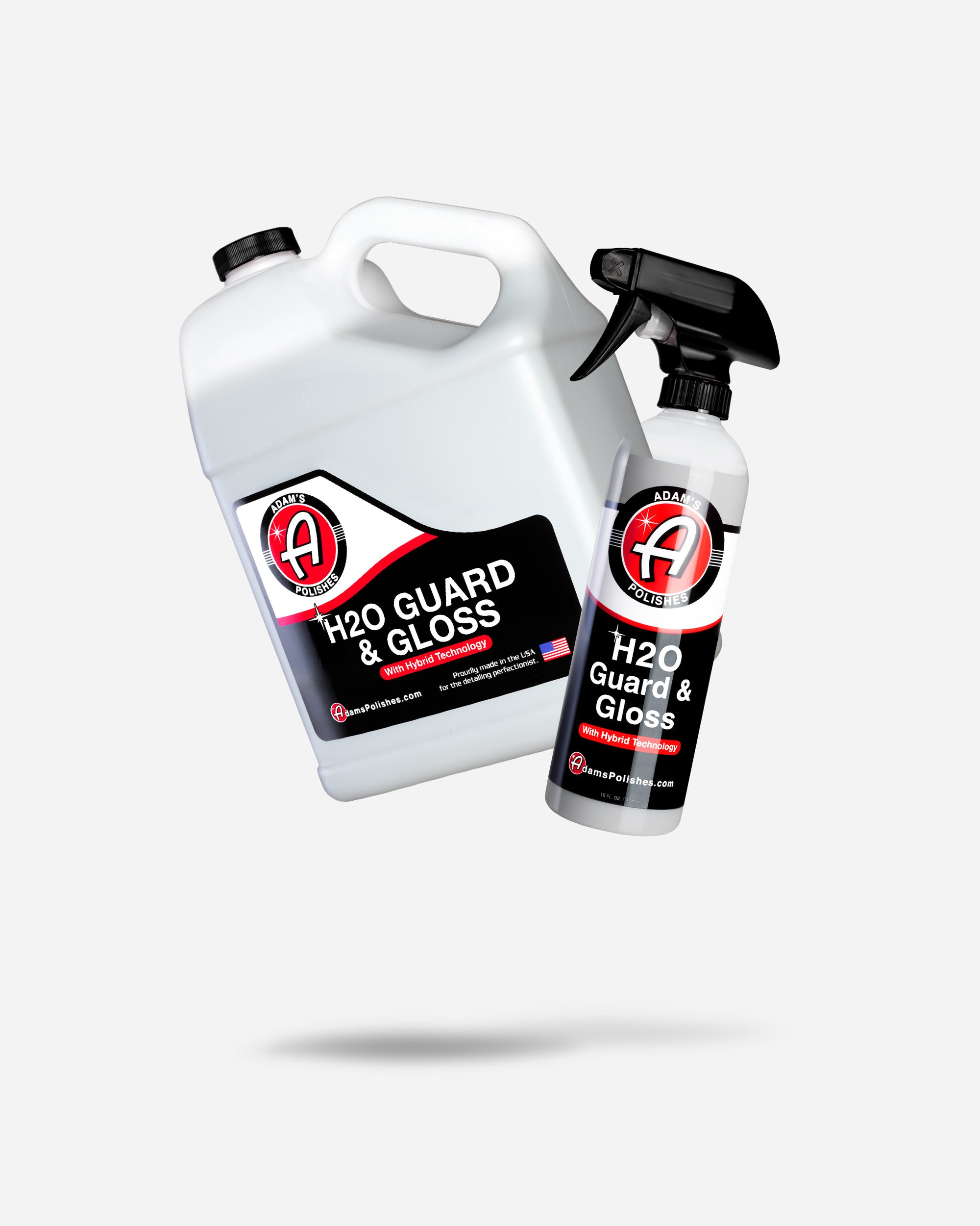 Adam's H2O Guard & Gloss Gallon with Free 16oz