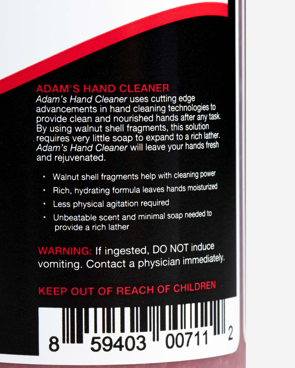 Adam's Hand Cleaner