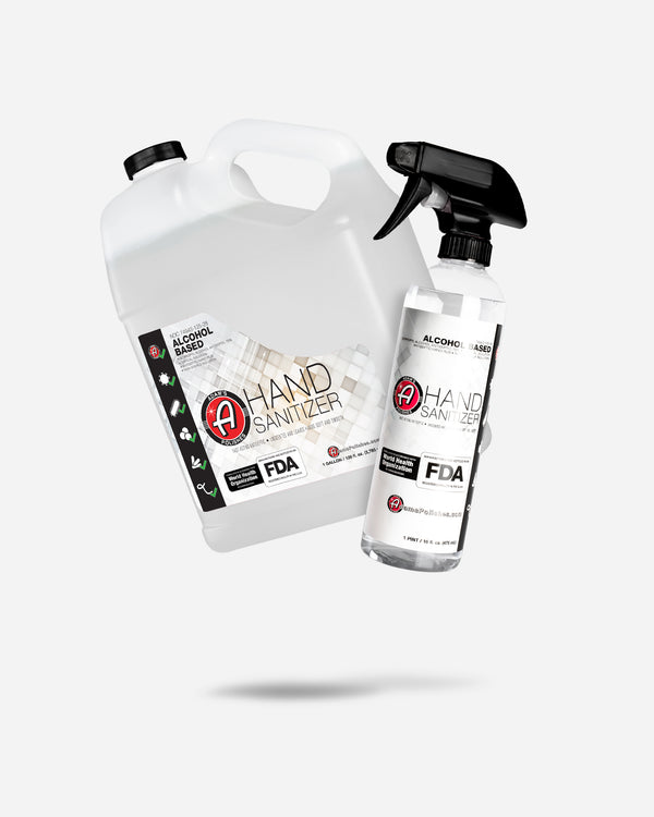 Adam's Hand Sanitizer Gallon With Free 16oz