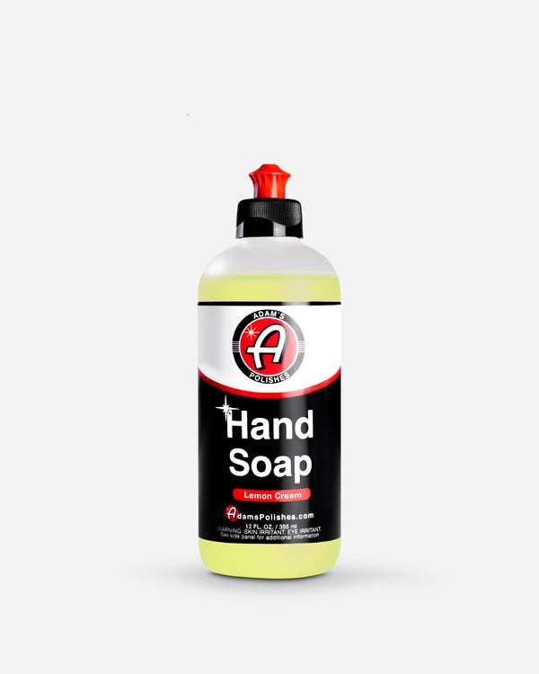 Adam's Hand Soap Trio