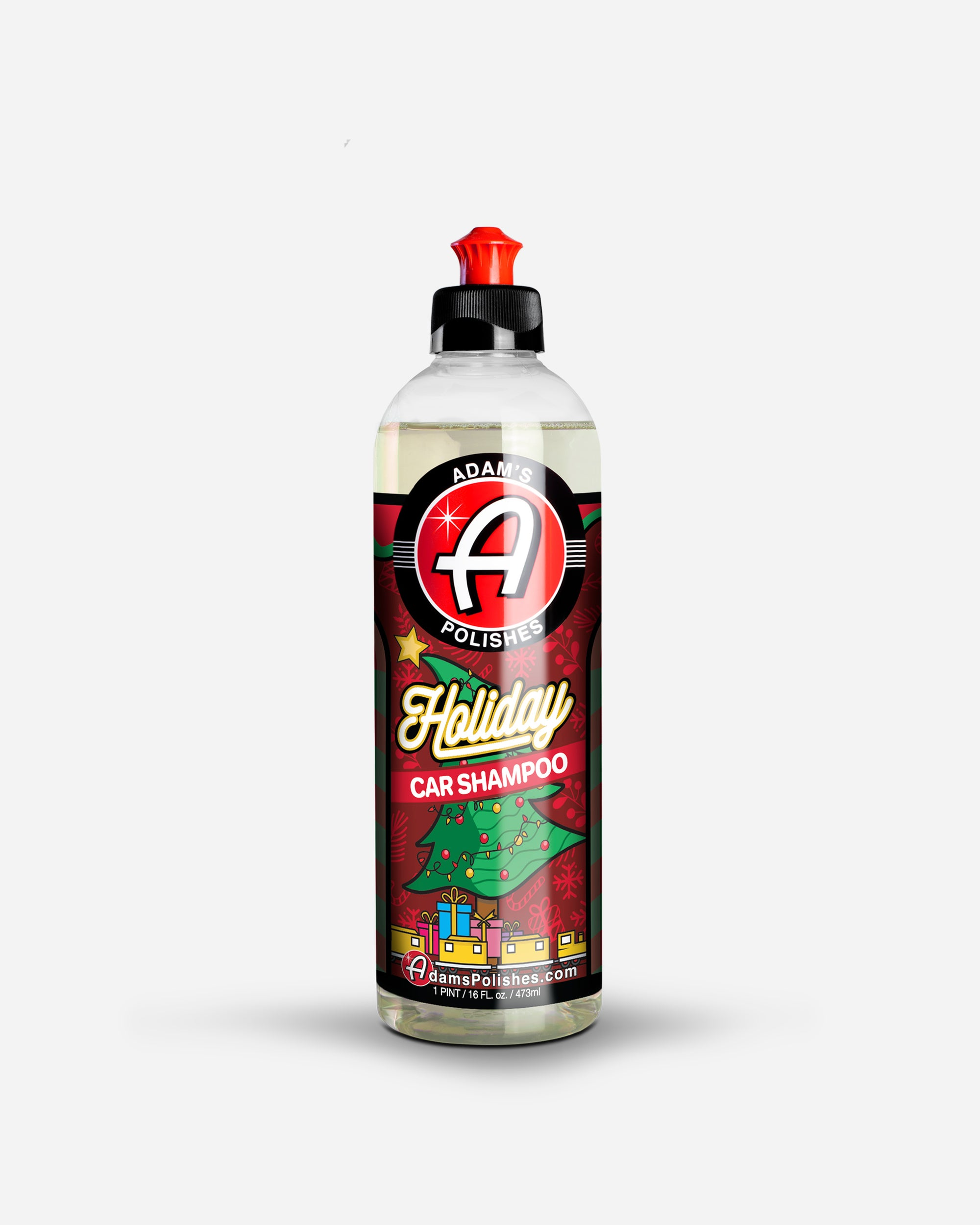 Adam's Christmas Tree Car Shampoo