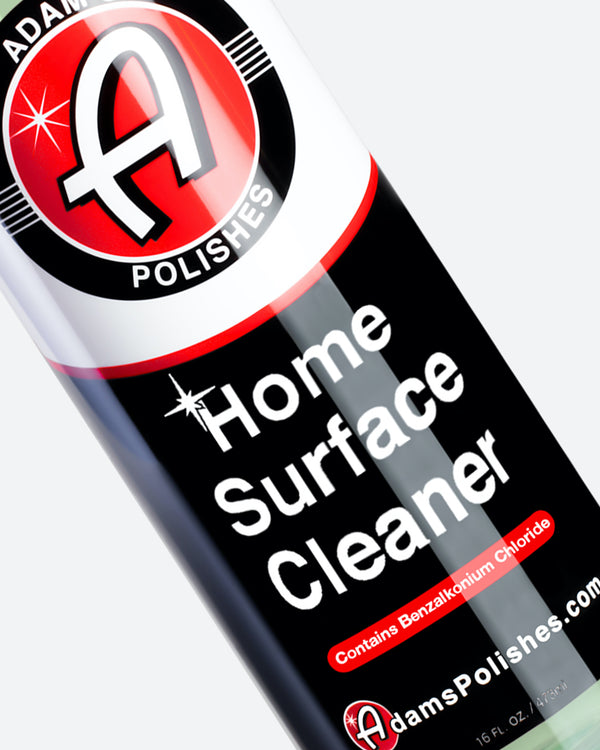 Adam's Home Surface Cleaner & 2 Towel Combo