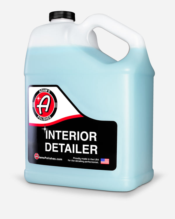 Adam's Interior Detailer Gallon with Free 16oz