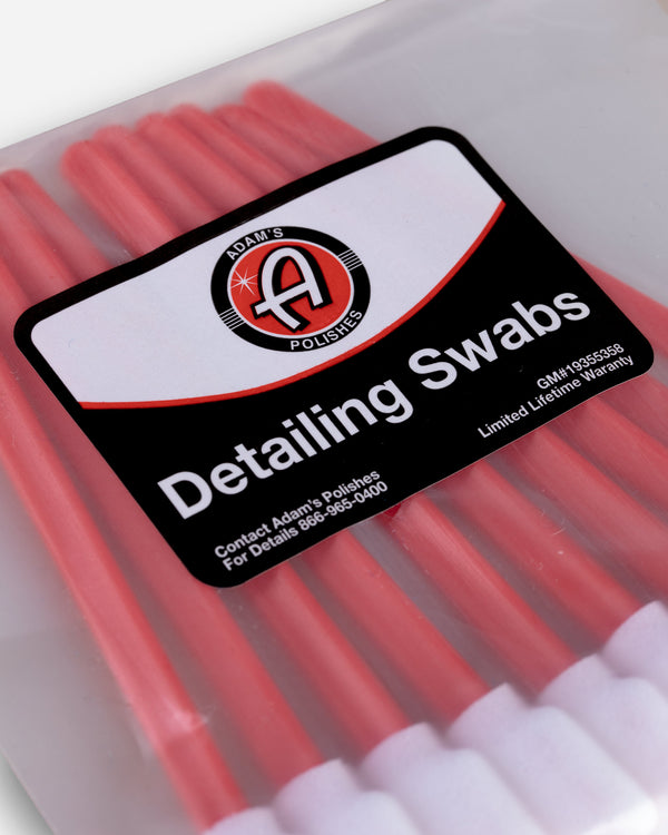 Adam's Interior Detailing Swabs (10 Pack)