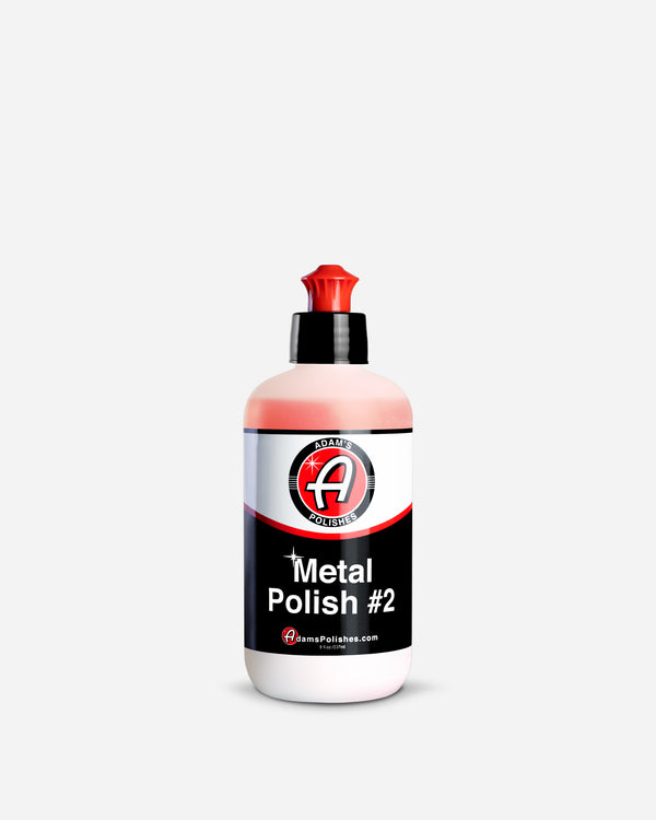 Adam's Metal Polish #2 8oz