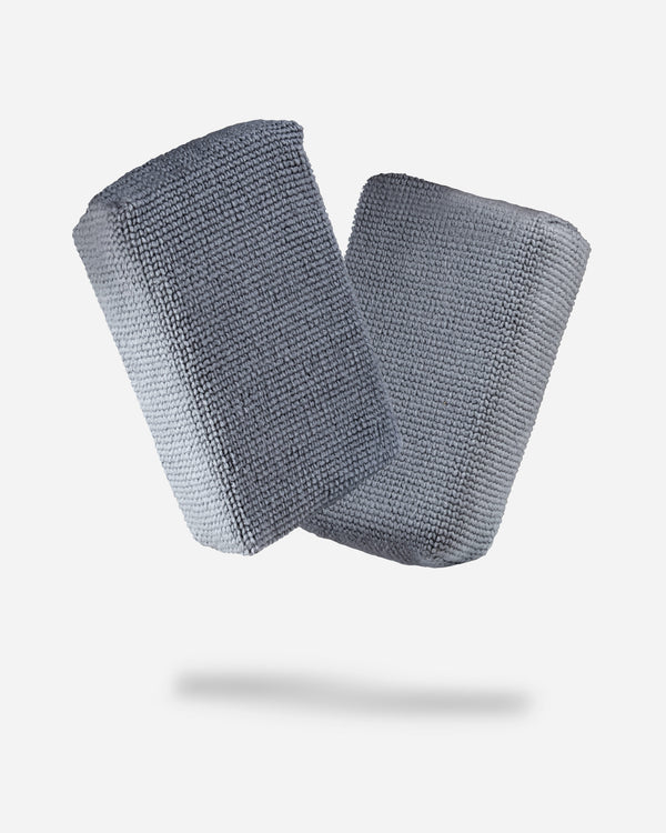 Adam's Gray Microfiber Applicator Pad