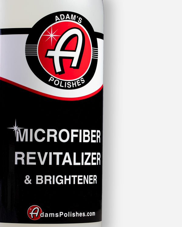 Adam's Microfiber Revitalizer & Brightener