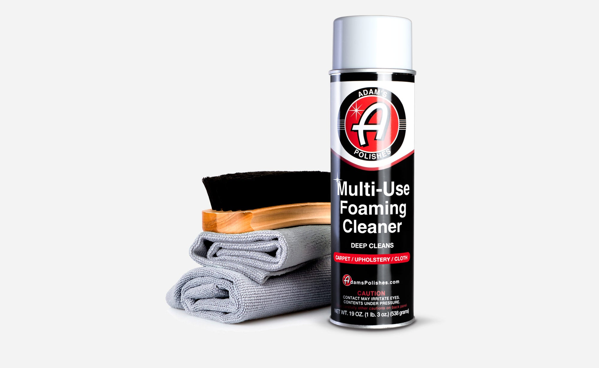 Adam's Multi-Use Foaming Cleaner Kit
