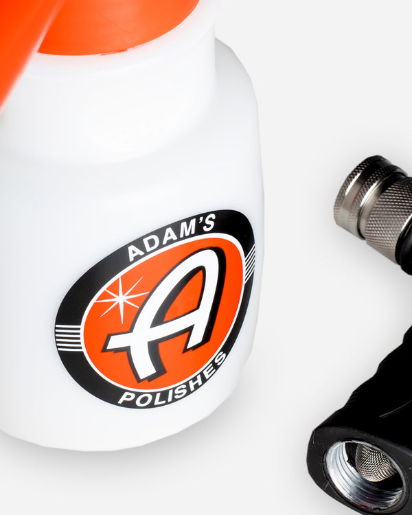 Adam's Premium Foam Gun & 16oz Car Shampoo