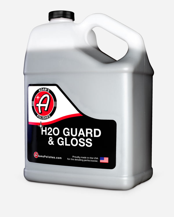 Adam's H2O Guard & Gloss OLD