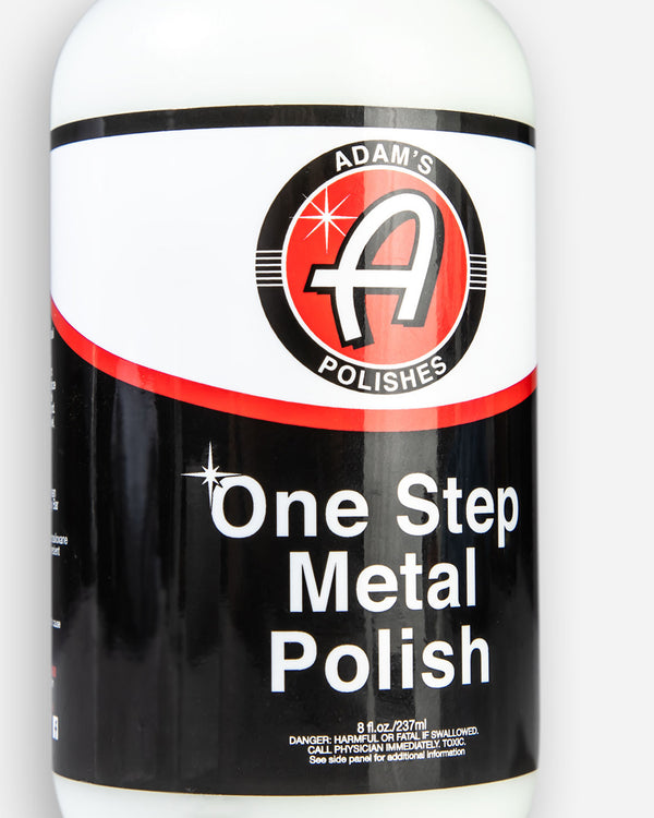 Adam's One Step Metal Polish