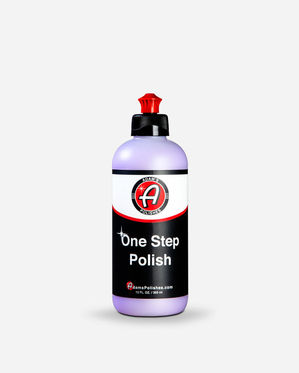 Adam's One Step Polish 12oz