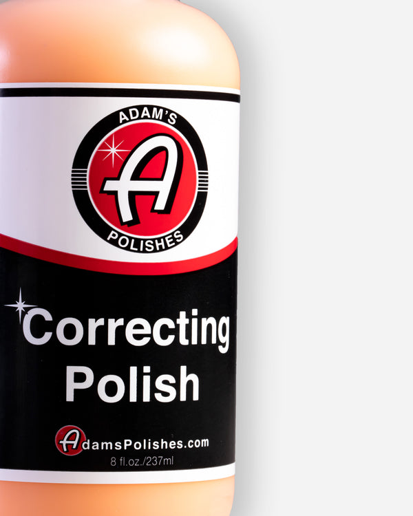 Adam's Paint Correcting Polish