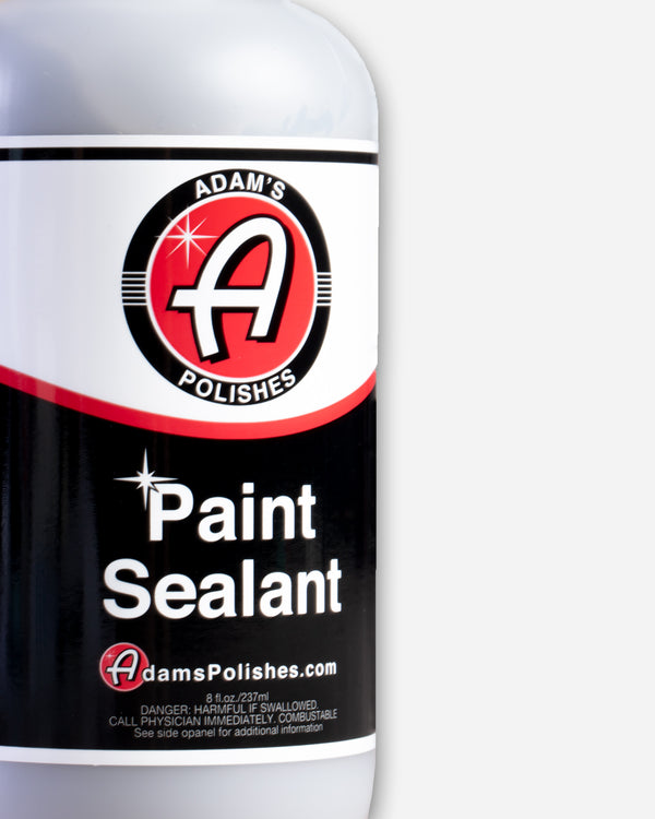 Adam's Liquid Paint Sealant Kit