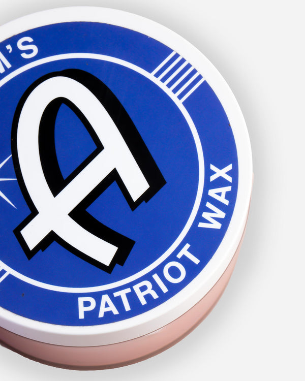 Adam's Patriot Wax