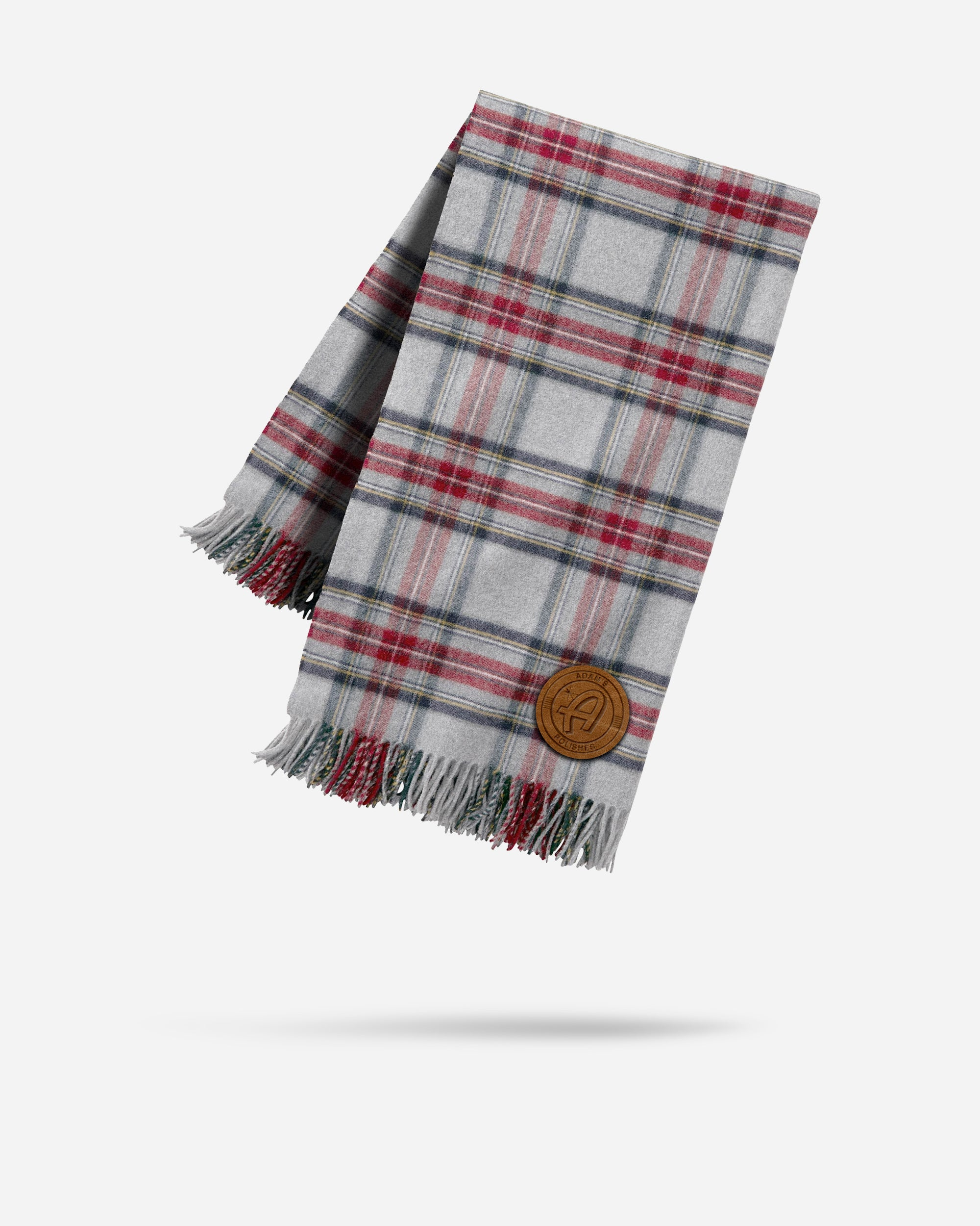 Adam's x Pendleton Plaid Fringed Blanket