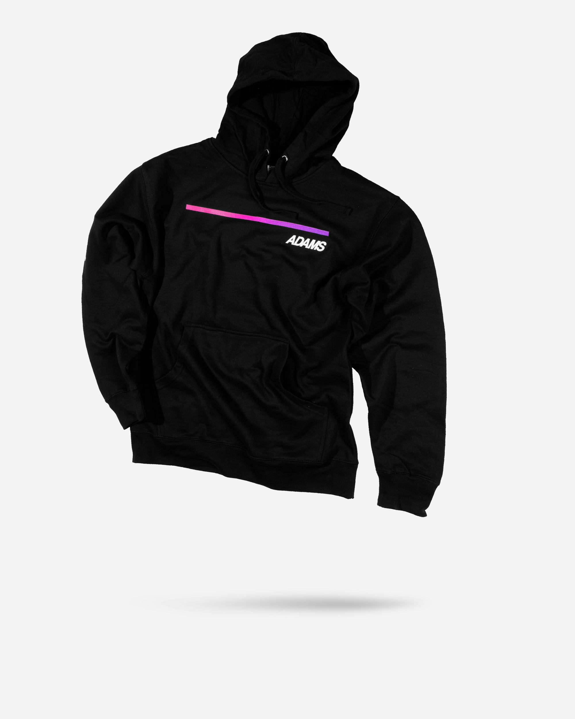 Adam's Color Shift Purple-Pink Hoodie