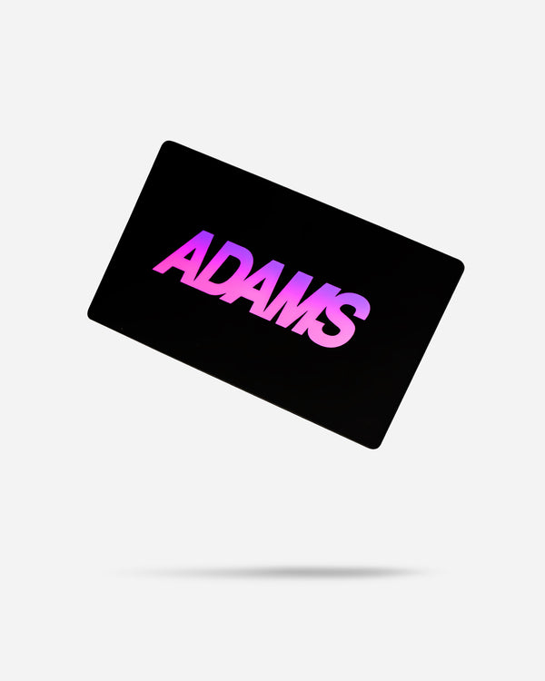 Adam's Color Shift Pink-Purple Sticker