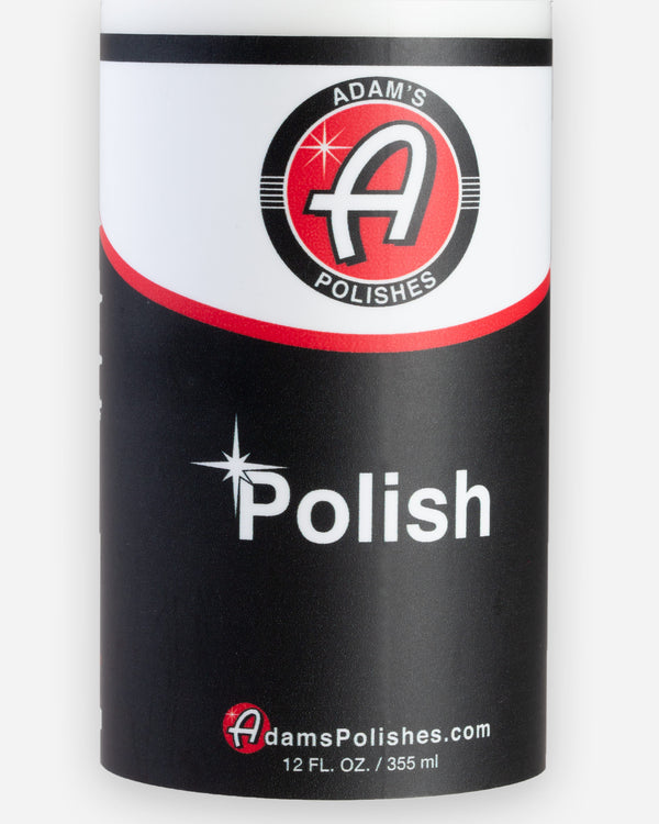 Adam's Compound & Polish Combo