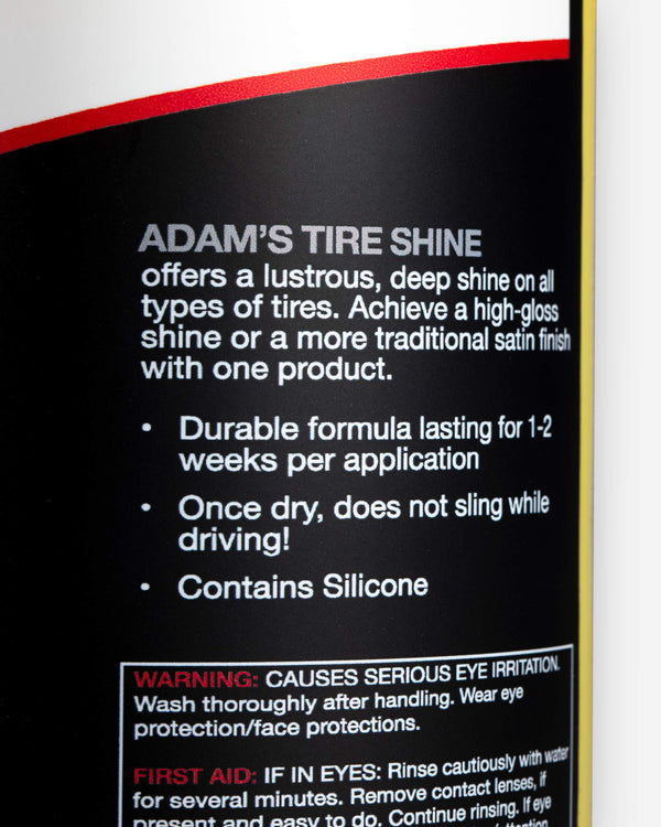 Tire Shine 32oz
