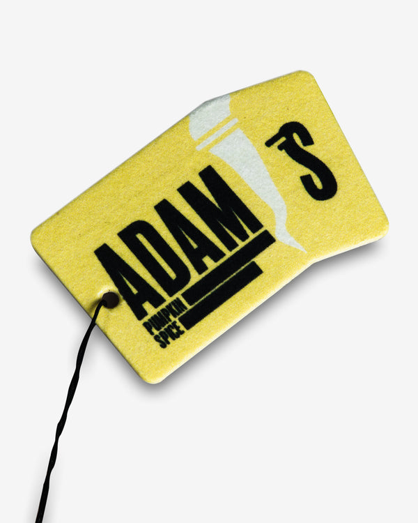 Adam's Warm Vanilla Air Freshener