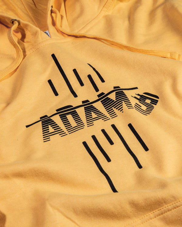 Adam's Fall Hoodie (Yellow/Orange)