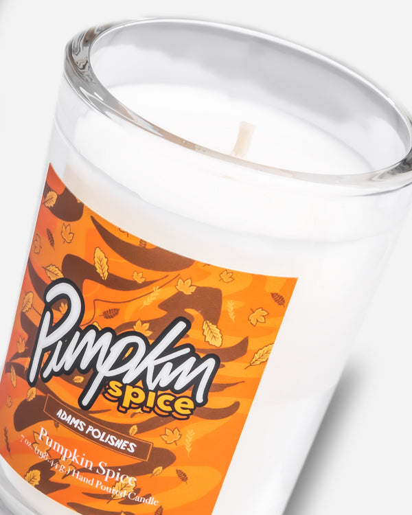 Adam's Pumpkin Spice Scented Candle (7oz)