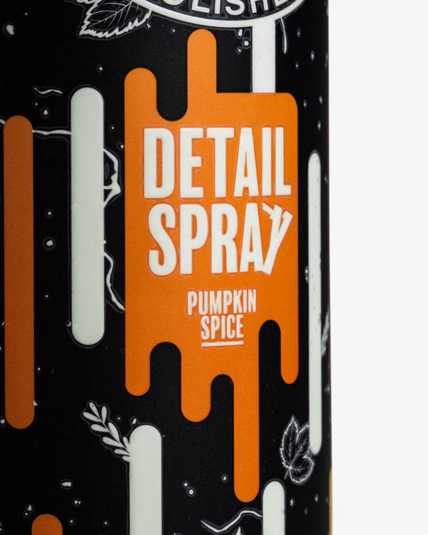 Adam's Pumpkin Spice Detail Spray Gallon With Free 16oz