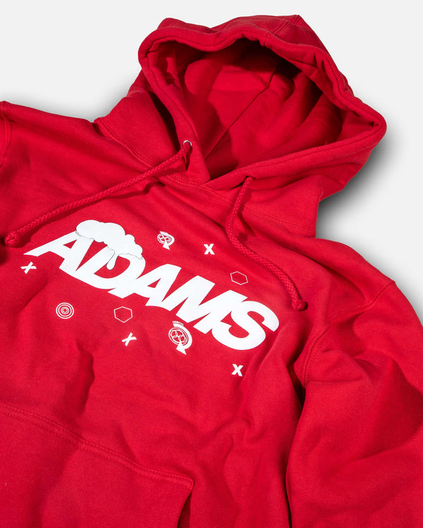 Adam's Red Hoodie (Limited)
