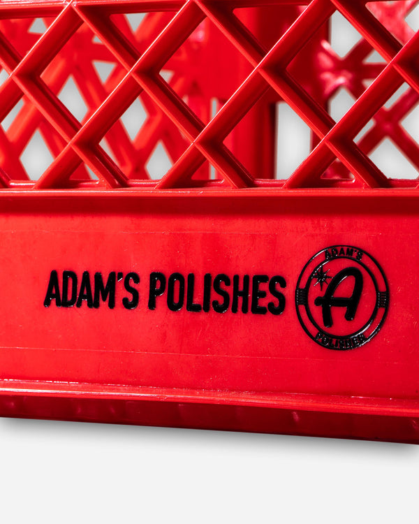 Adam's Polishes Storage Crate