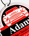 Adam's Throwback Air Freshener (Deluxe)