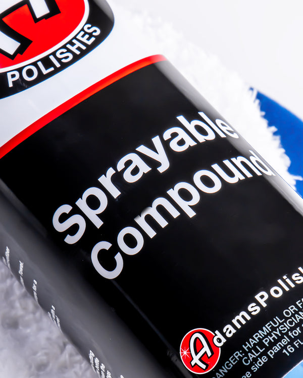 Adam's Sprayable Compound 16oz