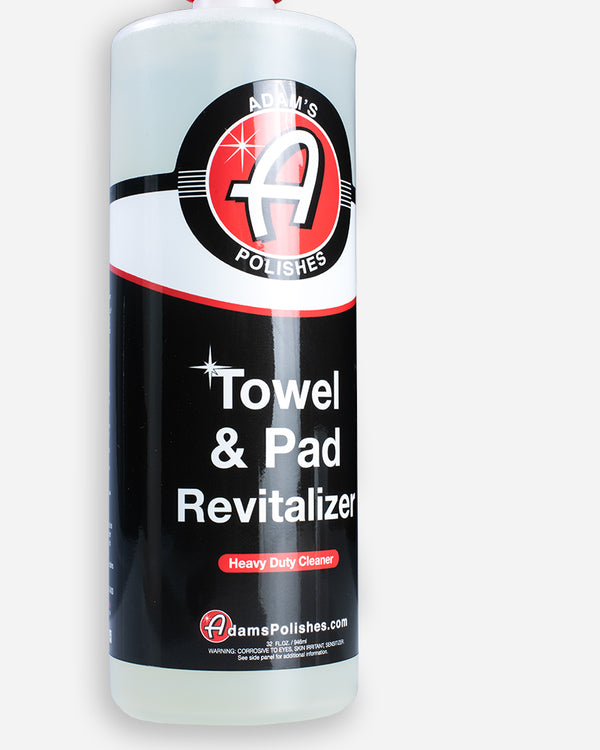 Adam's Towel & Pad Revitalizer