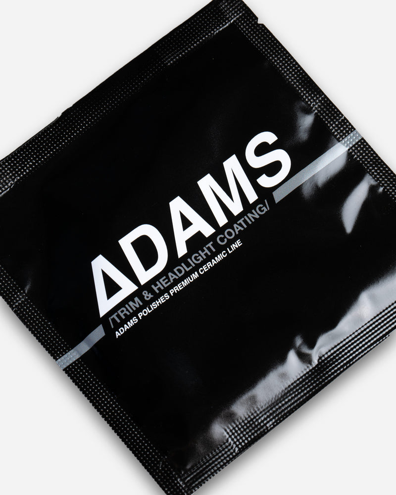 Adam S Ceramic Trim Amp Headlight Coating Wipe Amp Kit Adam