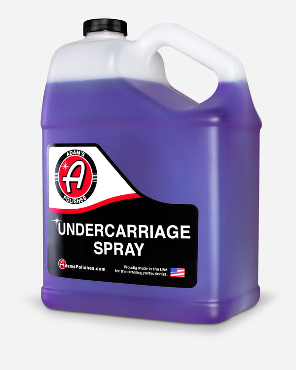 Adam's Invisible Undercarriage Spray Gallon with Free 16oz