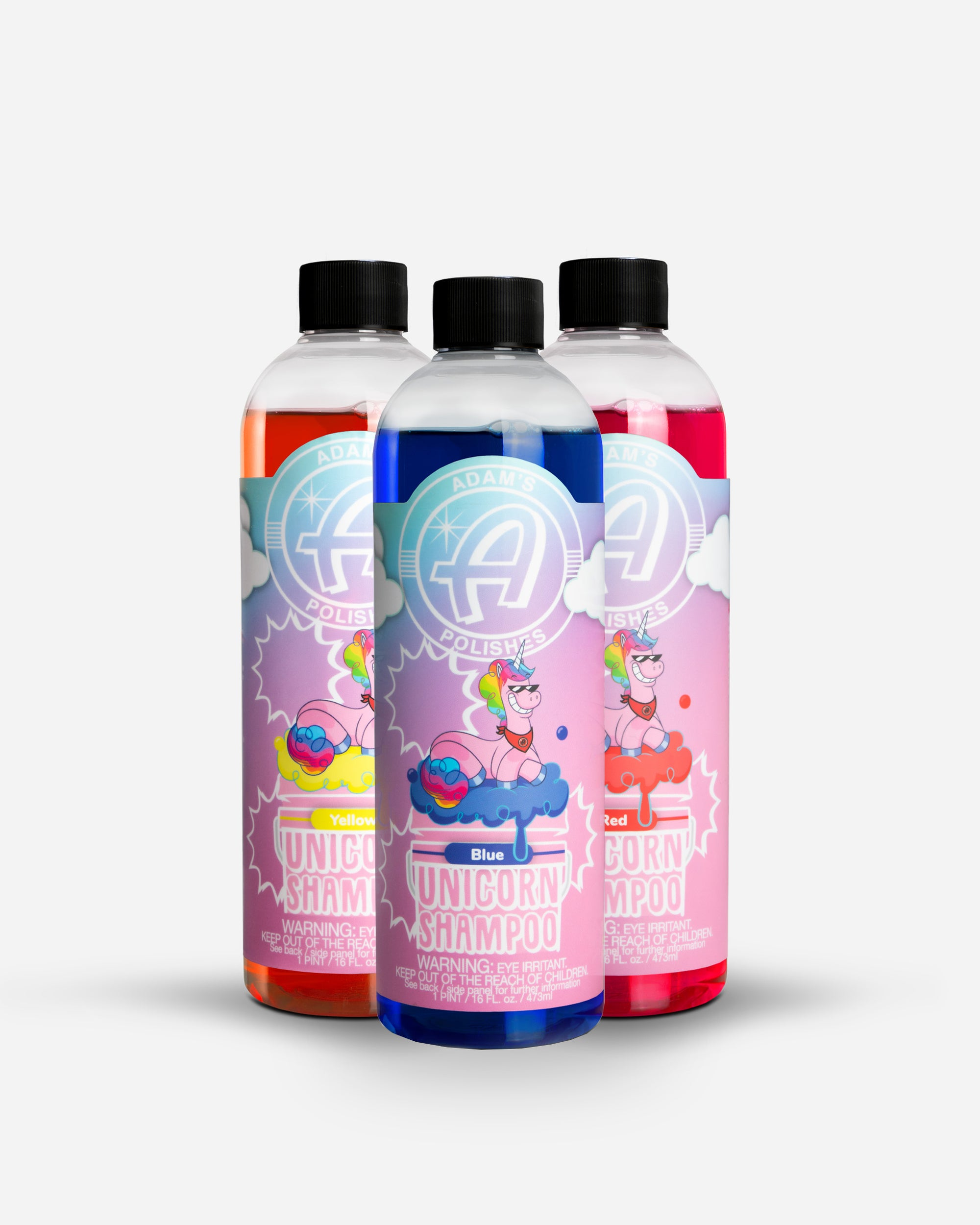 Adam's Unicorn Shampoo Kit