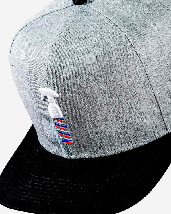 Adam's USA Snap Back Flat Bill Hat