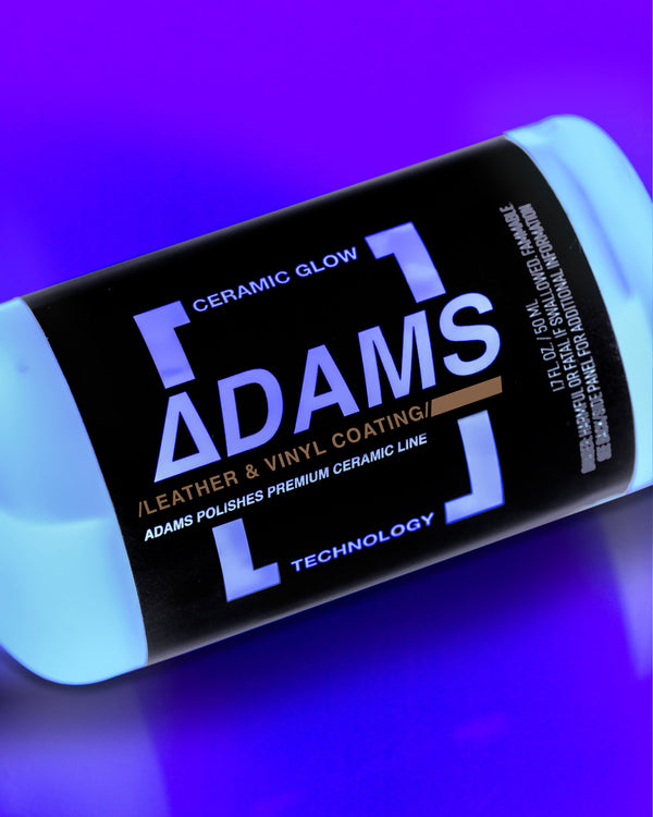 Adam's UV Leather & Vinyl Coating
