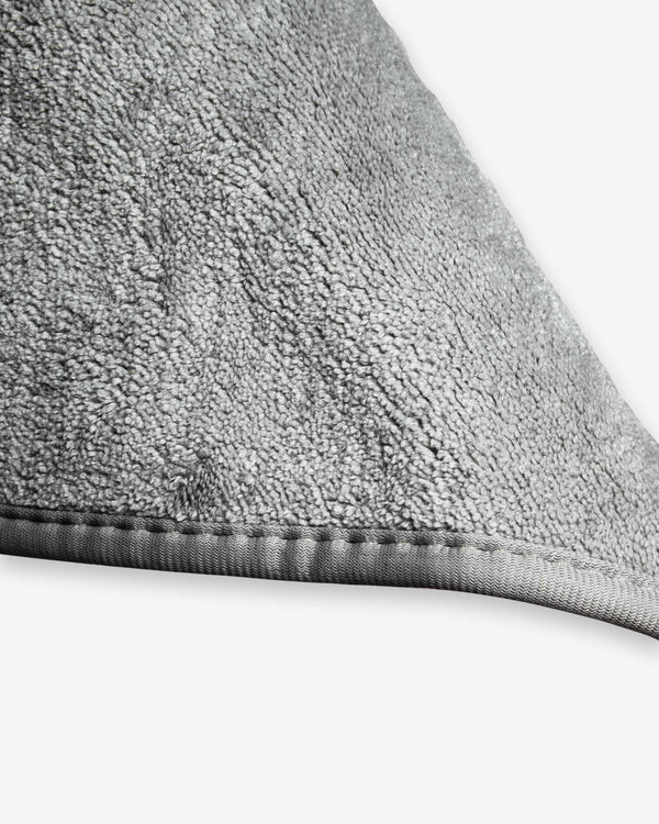 Adam's Gray Polishing Microfiber Towel