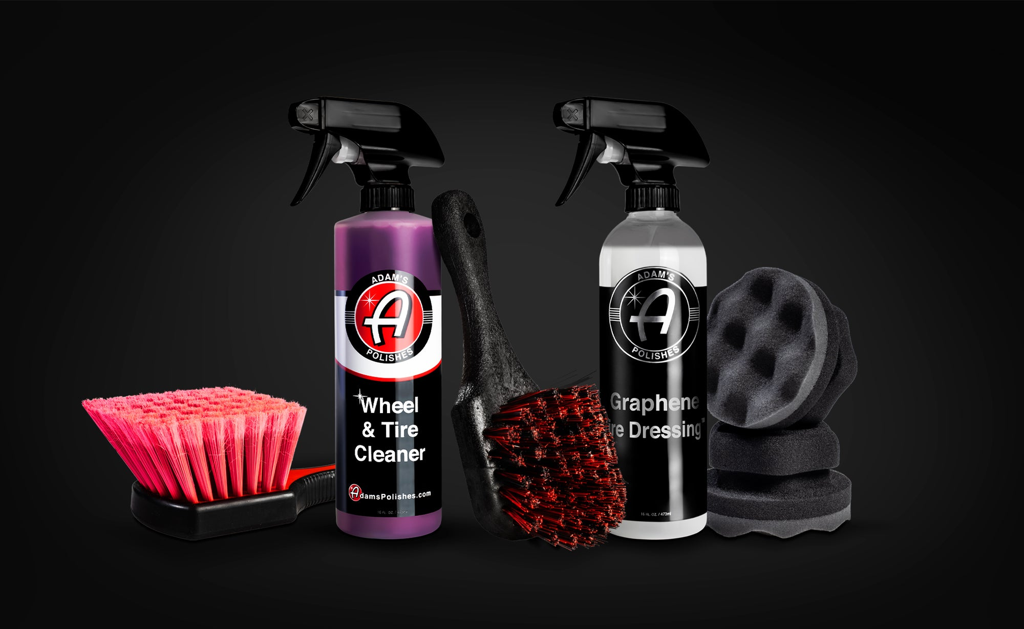 Graphene Tire Dressing™ Kit