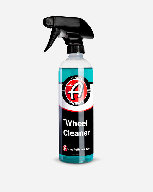 Adam's Wheel Cleaner & Wheel Brush Combo