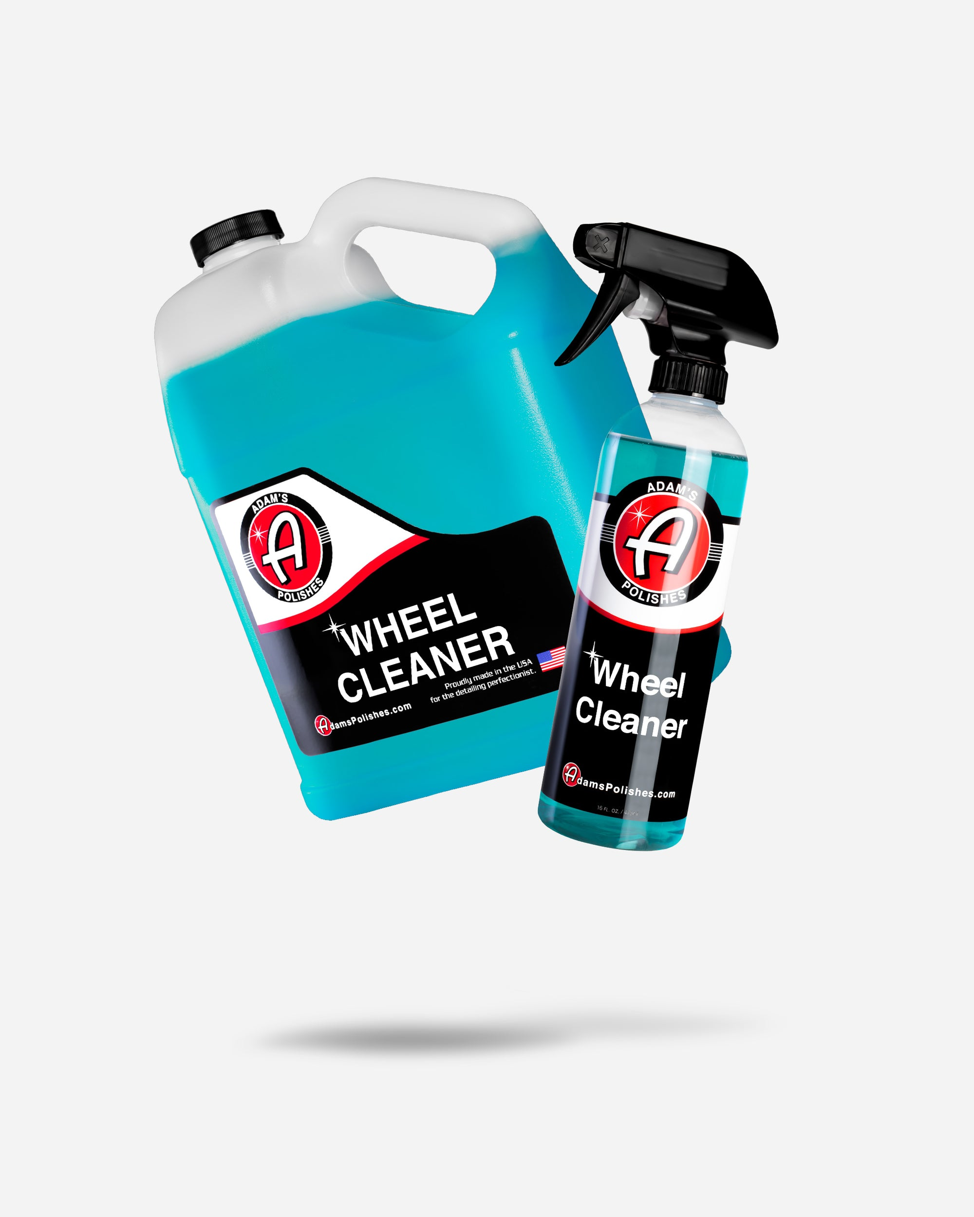 Adam's Wheel Cleaner Gallon with Free 16oz