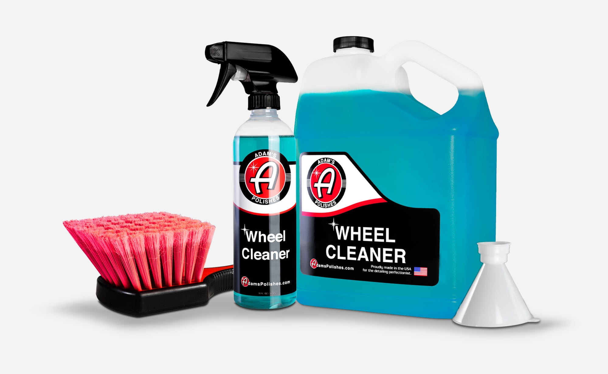 Adam's Wheel Cleaner Collection