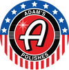 "Adam's Polishes 3"" Sticker"
