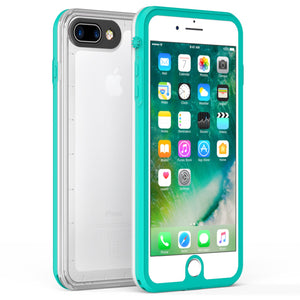 iPhone 7 Plus/iPhone 8 Plus Waterproof Case - Heavy Duty
